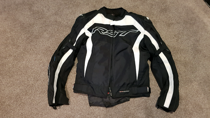 RST Pro Series CPX-C Vented Jacket - Size M - Black/White