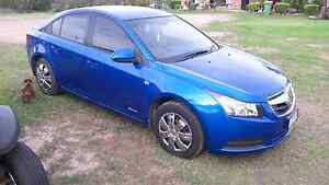 For sale Holden Cruse 2010 diesel  5sp manual low kms Glamorgan Vale Ipswich City Preview