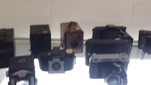 Antique camera collection Docklands Melbourne City Preview