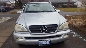 2003 great condition Mercedes - Benz SUV
