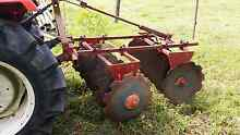 Disc Plough Witheren Ipswich South Preview