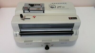 Akiles Finishcoil E1 Electric Coil Inserter Machine Crimper
