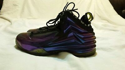 19af9626238a Nike Chuck Posite Cave Purple Charles Barkley Size 8.5 (684758-500)