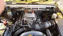 1998 LX Holden rodeo dual cab Kawana Rockhampton City Preview