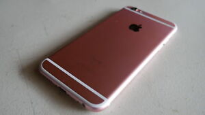 iPhone 6s pink 64gb Unlocked Mint Condition