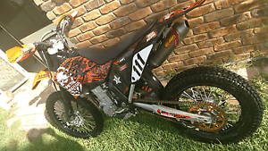 Ktm 2009 530 exc-r swap Elermore Vale Newcastle Area Preview