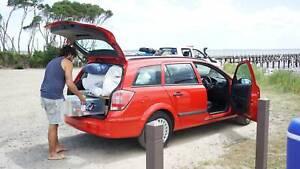 2007 Holden Astra Wagon