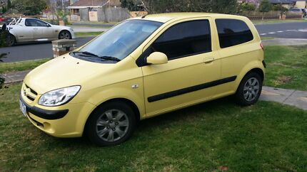 Hi up sales in my Hyundai Getz Deer Park Brimbank Area Preview