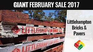 BARGAIN High Quality Clay Bricks and Pavers - SALE ON NOW! Adelaide CBD Adelaide City Preview