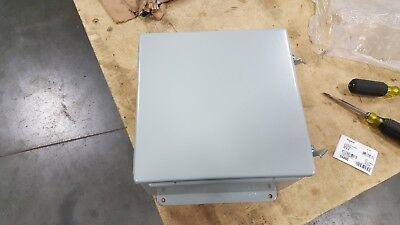 Hoffman A10106ch Nema-12 Electrical Enclosure Jic Box Steel New