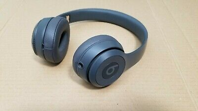 Beats by Dr Dre Solo 3 Wireless Headphones Neighborhood Collection Asphalt Gray