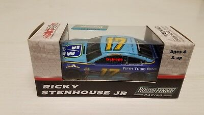 Ricky Stenhouse Jr 2017 Lionel  17 Fifth Third Bank Ford 1 64 Free Ship