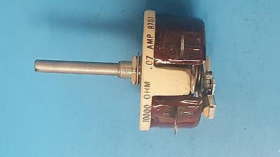 Resistorvariablepotentiometer10k Ohm300v0.07amp Memcor Rp151sj103kk