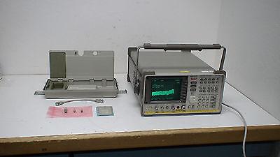 Agilenthp 8564e 9 Khz - 40 Ghz Spectrum Analyzer W Mass Memory Module