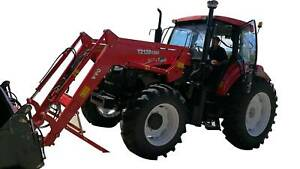 YTO X1254 CAB– 4WD – 125HP – FRONT END LOADER – 4 IN 1 BUCKET Llandilo Penrith Area Preview