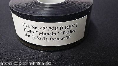 Dolby CAT451 Mancini Trailer (Flat 1.85:1) - Trailer
