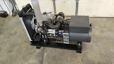 Perkins Diesel Generator 10k 10000 Watt 4 Pole 1800 Rpm Avr 403-11