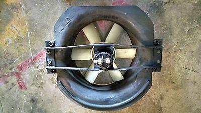 Tennant 7400 Sweeper Scrubber Hydraulic Fan Blower