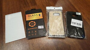 Samsung galaxy S6 case and screen protector