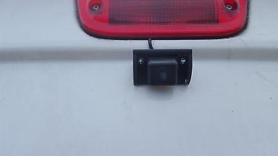 Reversing Camera Bracket For Vans Panel Angled Mount NV200 Transit etc - White ()