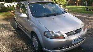 2007 Holden Barina Hatchback Port Sorell Latrobe Area Preview