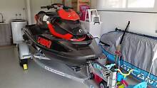 SEA-DOO RXT-X AS 260 RS - iBR Brake and Reverse + aS Suspension Sunrise Beach Noosa Area Preview