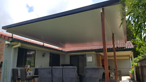 Insulated Patios, Decks And General Carpentry