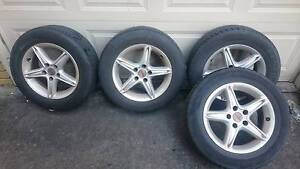 4 x CSA Rims Epping Ryde Area Preview