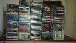 Massive  Collections of 100's of DVD's Hurstville Hurstville Area Preview