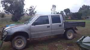 1999 Holden Rodeo 4X4 Dual Cab Ute Palmer Mid Murray Preview