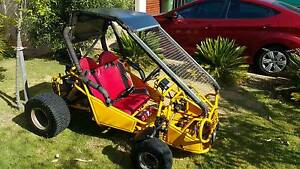 2011 XTM Dual-Seating 3spd 125cc Off-Road Go-Kart Australind Harvey Area Preview