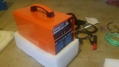 2 In 1 Tig Stick Inverter Welding Machine Ac Dc 250a Tigmma Welder 220v