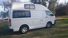 Toyota Hiace LWB Campervan 2008 Point Vernon Fraser Coast Preview