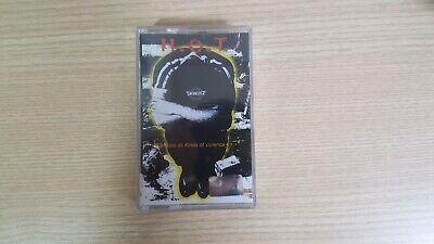 H.O.T –  1st Album Korea Cassette Tape SEALED NEW 에이치오티