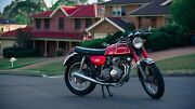 Cafe Racer, 1973 Honda CB350f Castle Hill The Hills District Preview