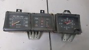 Datsun 120y  cluster with clock Modbury North Tea Tree Gully Area Preview