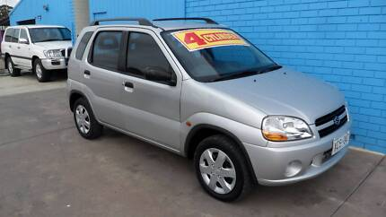 2004 Suzuki Ignis Hatchback-MASSIVE CLEARANCE SALE! Enfield Port Adelaide Area Preview