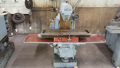 Cincinnati Horizontal Milling Machine 460 Volts Serial 132m17