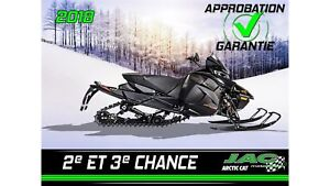 2018 Arctic Cat ZR 9000 Thundercat ES 137 Défiez nos prix