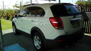 Immaculate 2015 Holden Captiva Wagon North Mackay Mackay City Preview