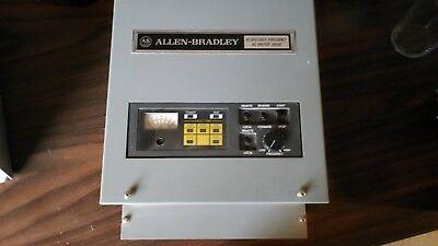 Allen-bradley Adjustable Frequency Ac Motor Drive