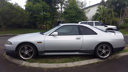 For Sale or Swap 1993 Nissan R33 Skyline Gts-t Turbo 3/18 rego