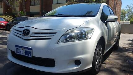 Toyota Corolla 2010 Hatch_Long Rego