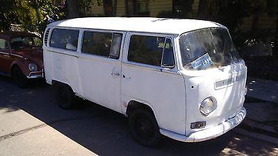 1969 Volkswagen Bus/Vanagon  1969 vw bus