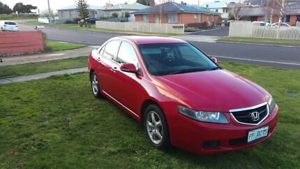 HONDA ACCORD 6SPD MANUAL Goodwood Glenorchy Area Preview