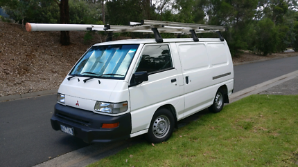 Mitsubishi express Van in immaculate condition.