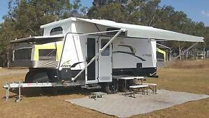 CARAVAN HIRE CHISHOLM/NSW - 2015 Jayco Expanda 17.56-2 Outback East Maitland Maitland Area Preview