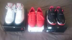 Adidas + Air Jordan Sneakers (US9-10) Campbelltown Campbelltown Area Preview