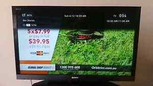 """40 HD Sony BRAVIA LCD TV South Bunbury Bunbury Area Preview"