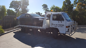 Towing tow truck road side assistance from  $50 Melbourne CBD Melbourne City Preview